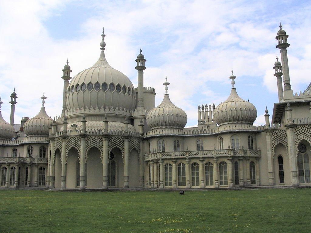 Regency history george iv and the marine pavilion brighton for Brighton house