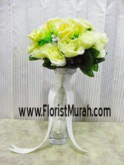 Jual Rangkaian Vas Bunga Murah Untuk Pacar