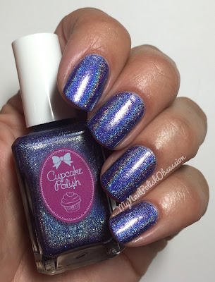 Cupcake Polish Holiday Magic: Peace