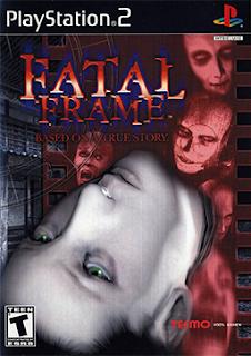 Fatal Frame Ps2 Iso Ntsc Mega Juegos Para PlayStation 2