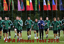 FIFA Fitness Test - 2016. - English