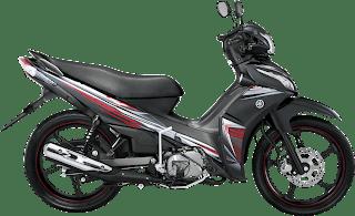 Yamaha Jupiter Z1-Hitam