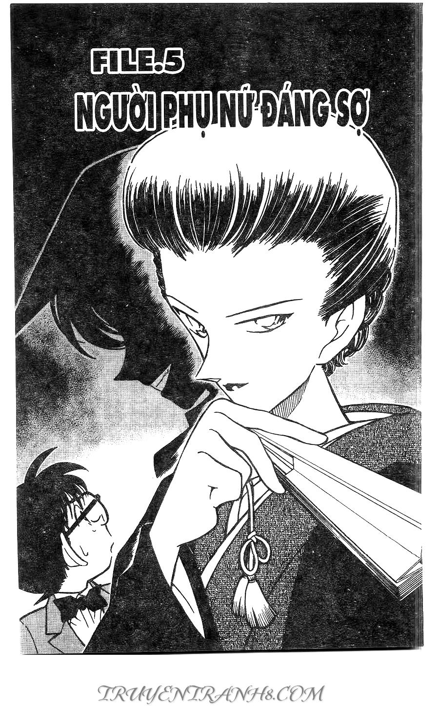 Detective Conan Chap 278 - Truyen.Chap.VN