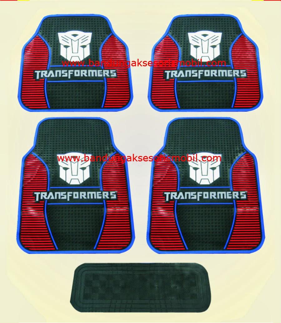 Karpet Transformer Red