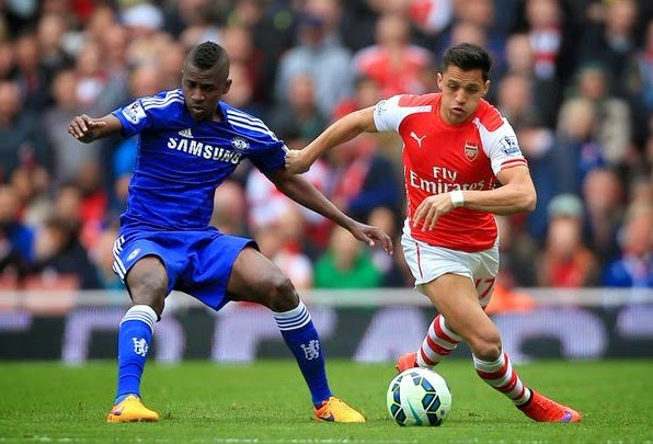 Results : Arsenal 0-0 Chelsea 26 April 2015