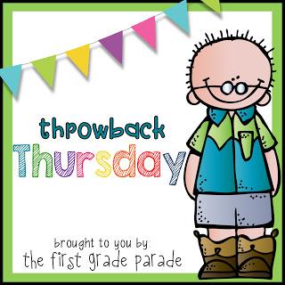 Throwback Thursday-Reading Street