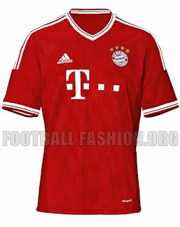 Jersey-Bayern-Munchen