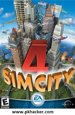 SimCity 4 Highly Compressed Full Version PC Game Free Download