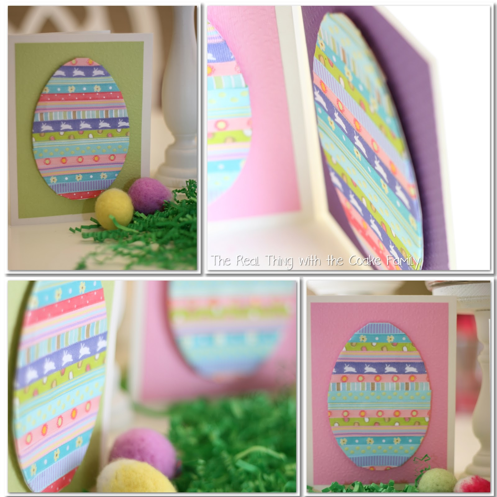 Handmade cards simple easter card babysitting academy homemade cards thecheapjerseys Image collections