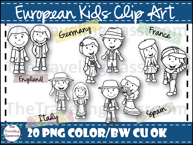 https://www.teacherspayteachers.com/Product/European-Kids-Clip-Art-2273442