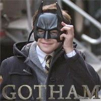 Selina Kyle y Bruce Wayne aparecen el rodaje de Gotham