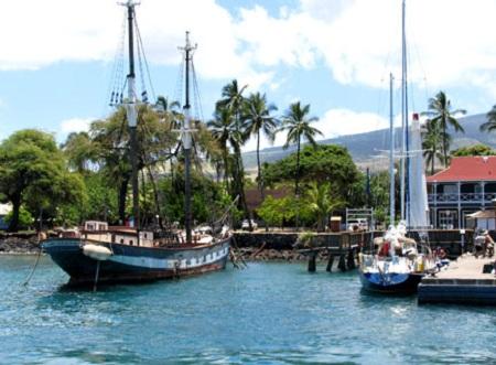 Lahaina Boat