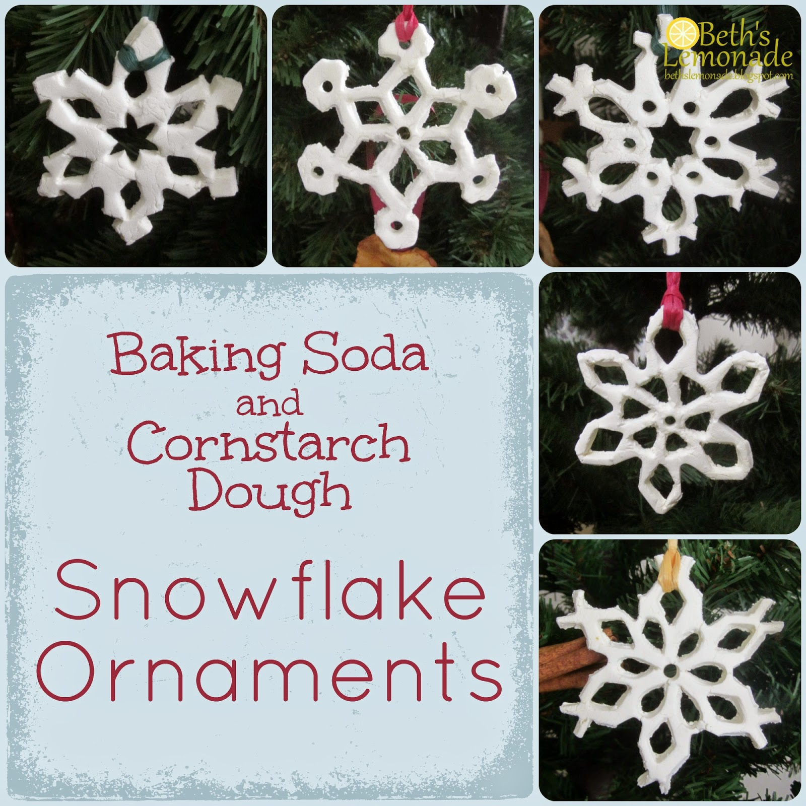 Homemade Christmas Ornaments Dough No Bake Best images about