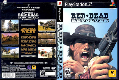 Red Dead Revolver PS2