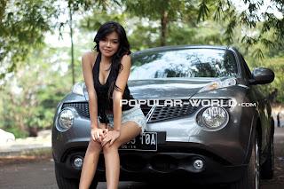 hot Tiara Sakti for Popular World Magazine, August 2012