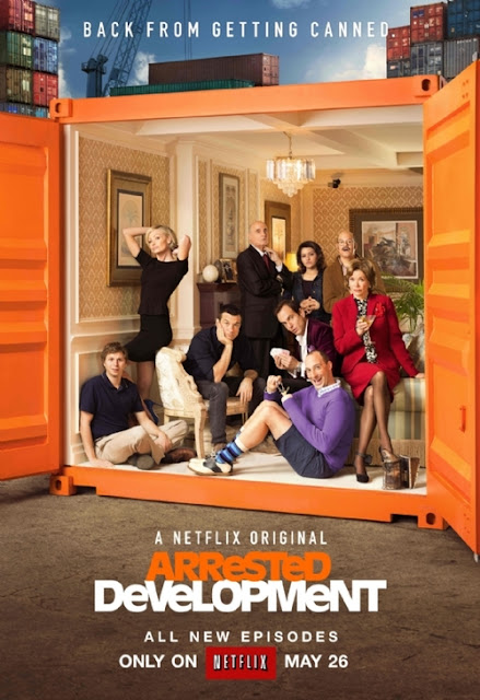 Arrested development na Netflix
