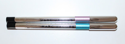 Marc Jacobs Highliner Gel Eye Crayon in Top Sea-cret & Violet Femme