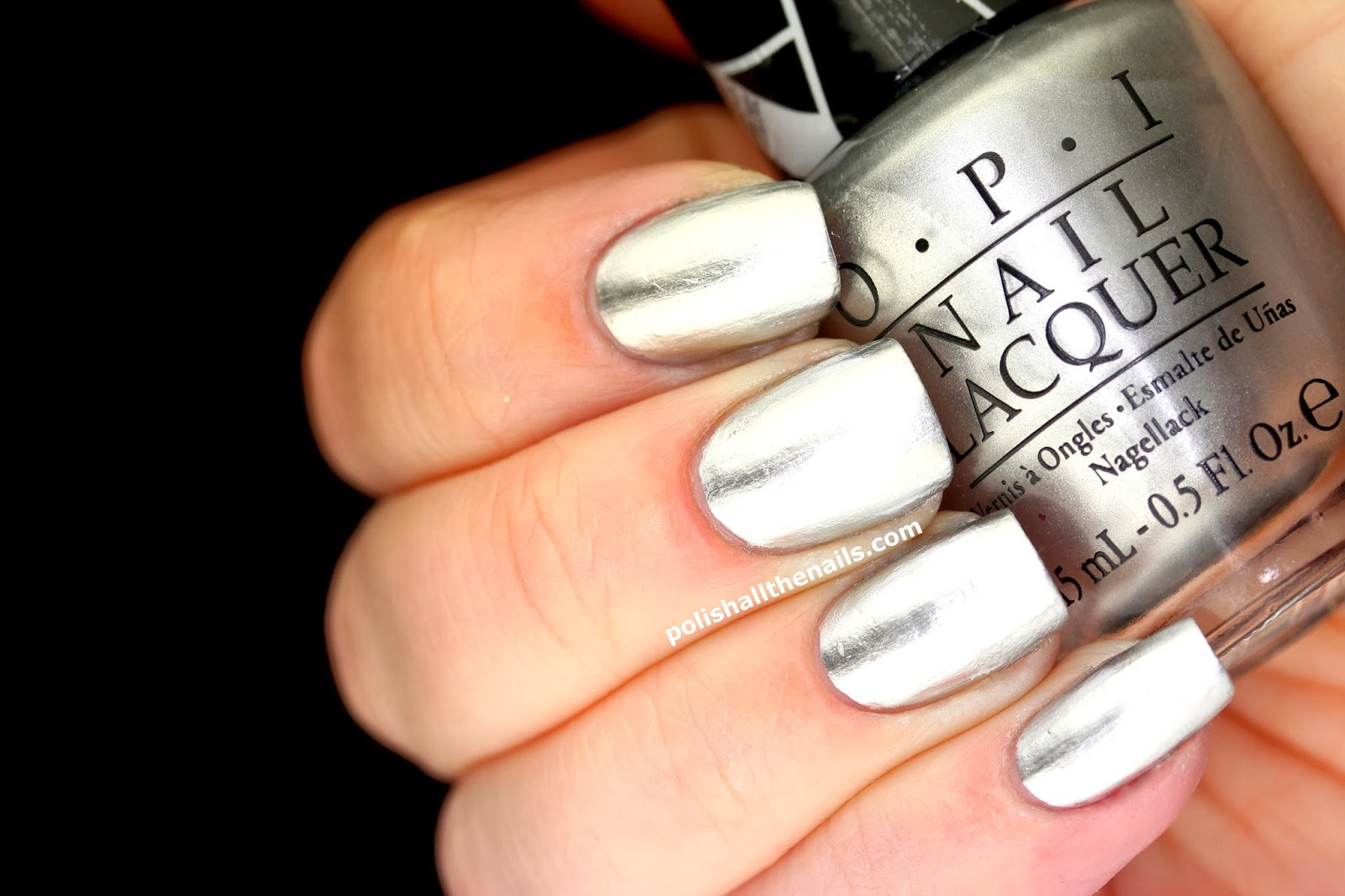 Chrome Nail Polish Opi Image