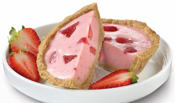 Fresa Flan Cake Recipe