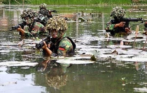 Komando Indonesia buru penganas, Operasi khas libat lebih 1000 anggota elit