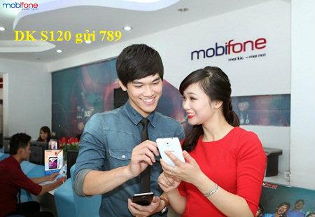 Gói KM S120 Mobifone nhắn tin cả ngày chỉ 3.500đ