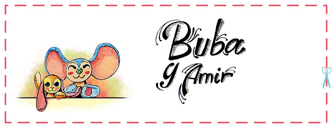 Buba y Amir