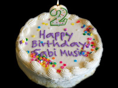 Happy Birthaday to www.5abiMusic.com