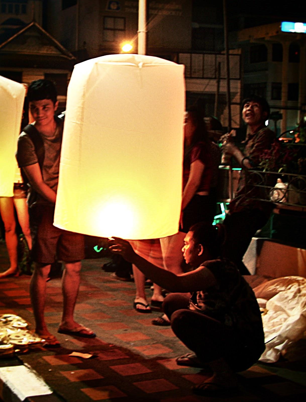 Yee Peng Chiang Mai Thailand
