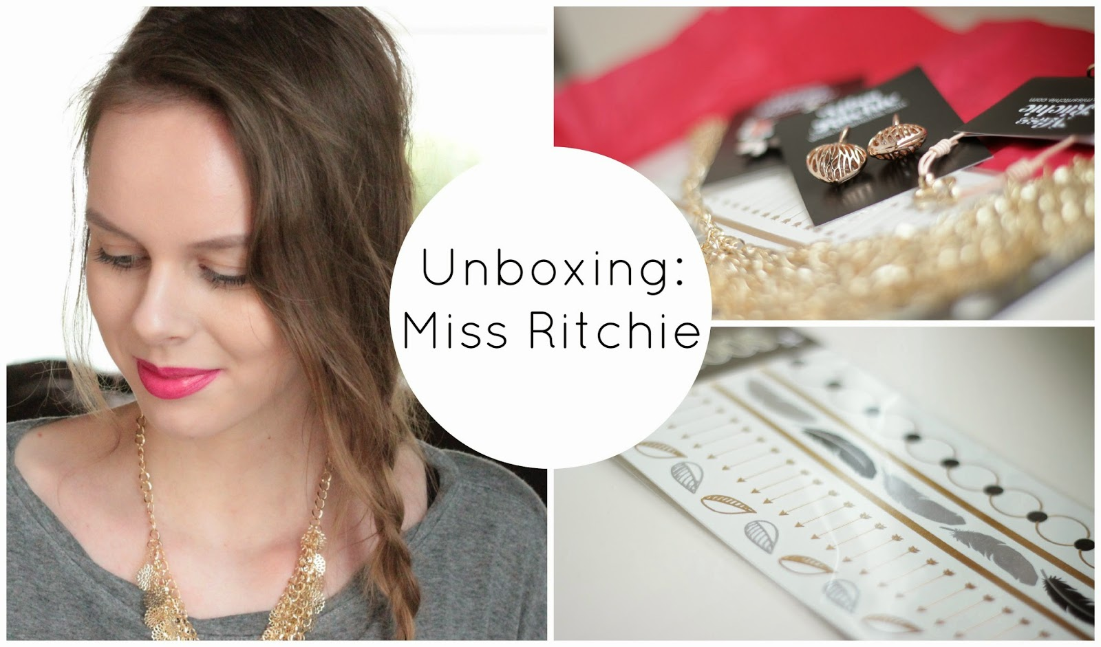 unboxing miss ritchie webshop