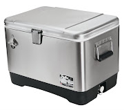 Stainless Steel Quart Cooler. Stainless Steel Quart Cooler