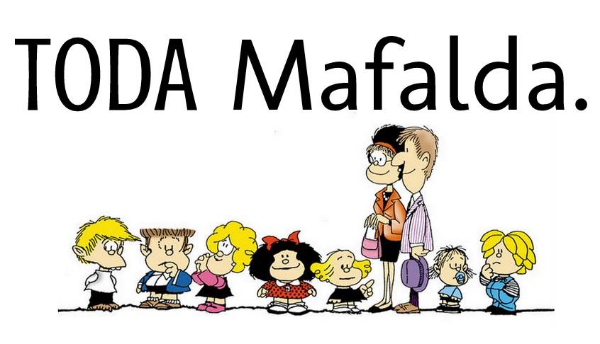TODA Mafalda.