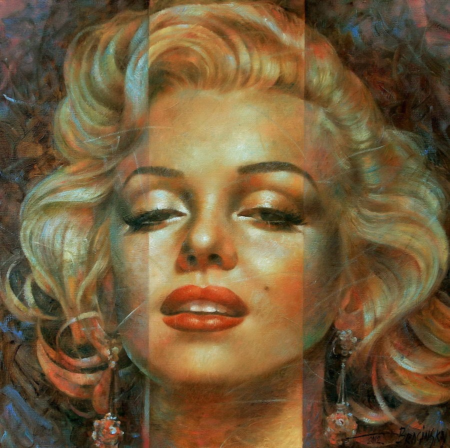 an analysis of the influence of marilyn monroe on other artists Kids learn about the biography of andy warhol,  campbell's soup cans, moonwalk, marilyn monroe, che, eight  while many artists focused entirely on their.