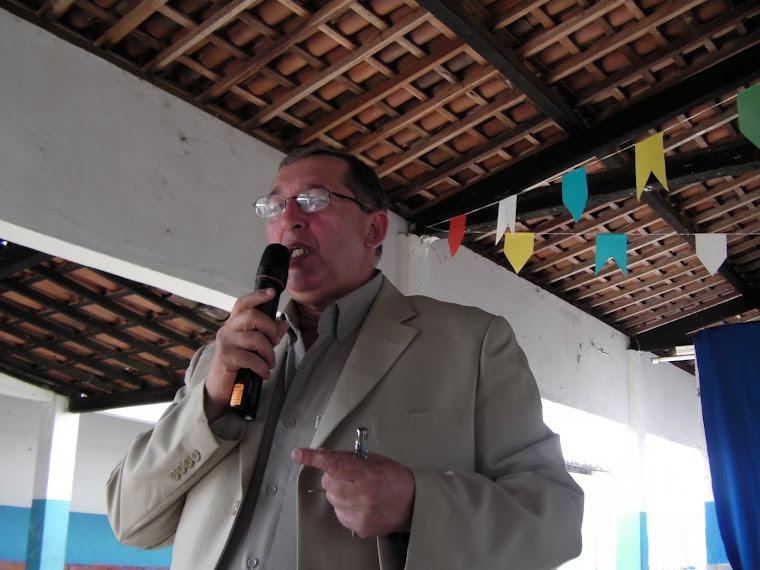CAMPESTRE - AL - A CONASTRE REALIZOU PALESTRA - JULHO de 2011