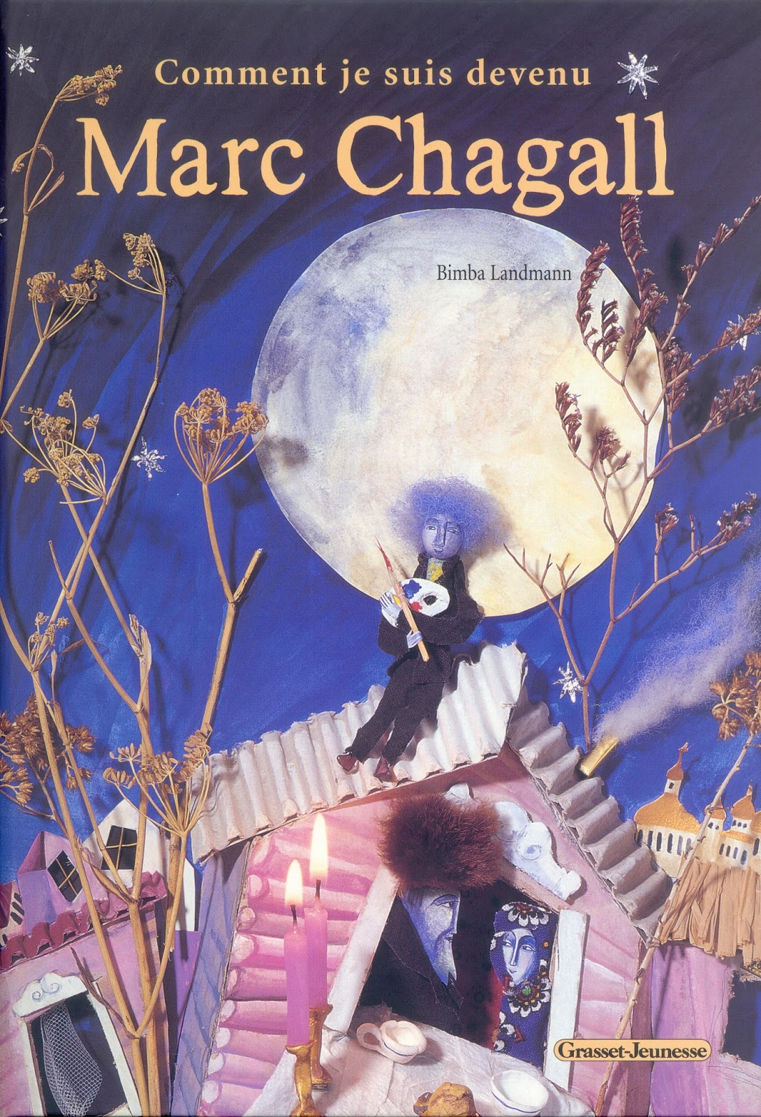 Grasset jeunesse oh le blog o l 39 on reparle de for Marc chagall paris vu de ma fenetre