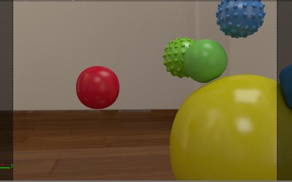 Simulating & Rendering Squishy Ball 01