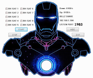 Inject Indosat IRONMAN Mode BH9 ooredoo 21 Desember 2015