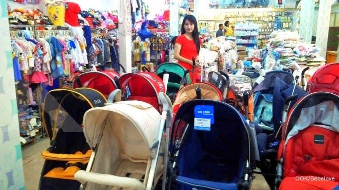 Grosir Perlengkapan Bayi Murah Langsung Distributor