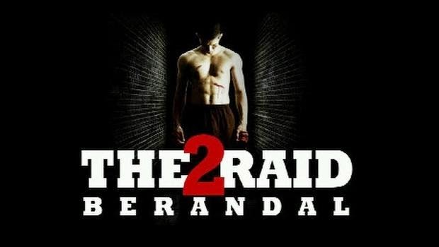 The Raid 2 - Barandal