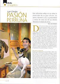 Entrevista en ''JARA Y SEDAL''