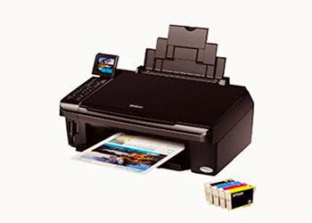Epson SX215 not printing