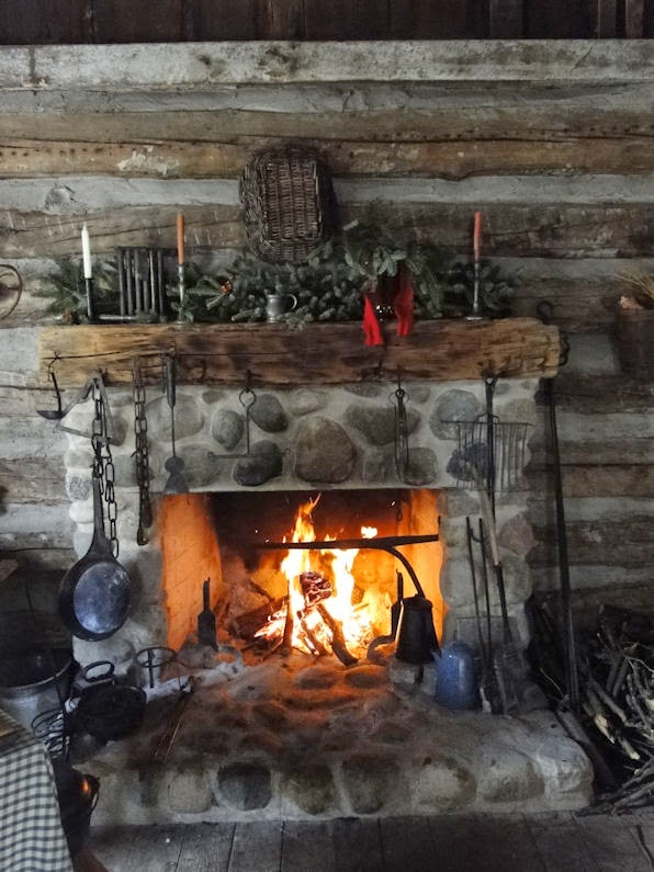 Passion For The Past Christmas On The Farm And Other