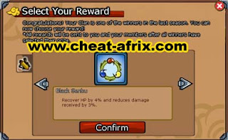 Cheat Restore Stamina Clan 2013 Ns / PNS