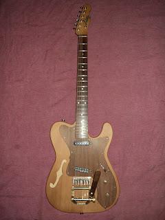 Telacaster Vintage Custom Deluxe