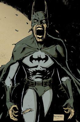 Zombie Batman Comic Frank Reynoso Art: Zom...