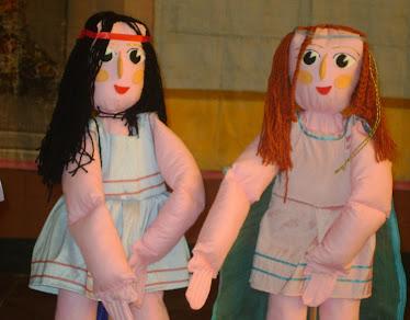 Έκθεση Κούκλας στο Μιανιάκι