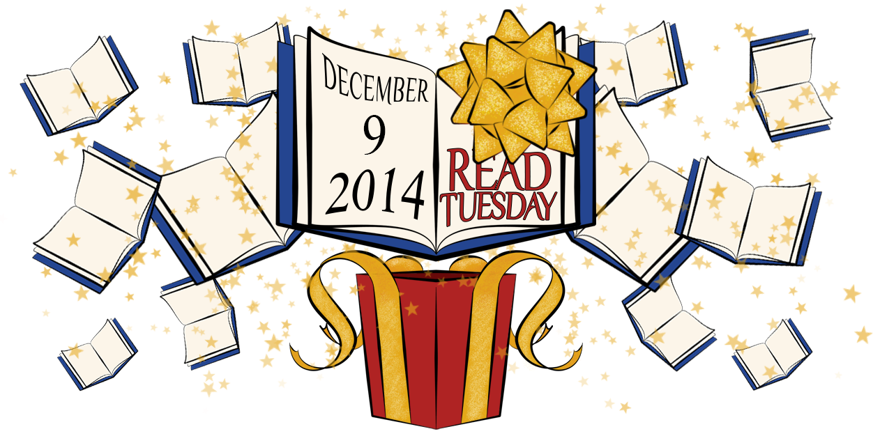 Read Tuesday--Save the date!