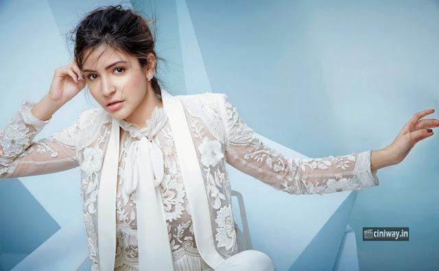 Anushka Sharma Elle Magazine Photoshoot