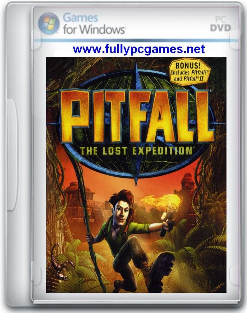 Скачать pitfall the lost expedition на пк