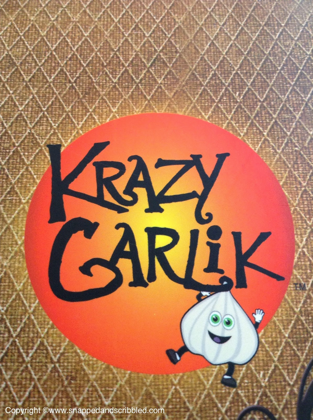 Where To Eat: Krazy Garlik Resorts World Manila
