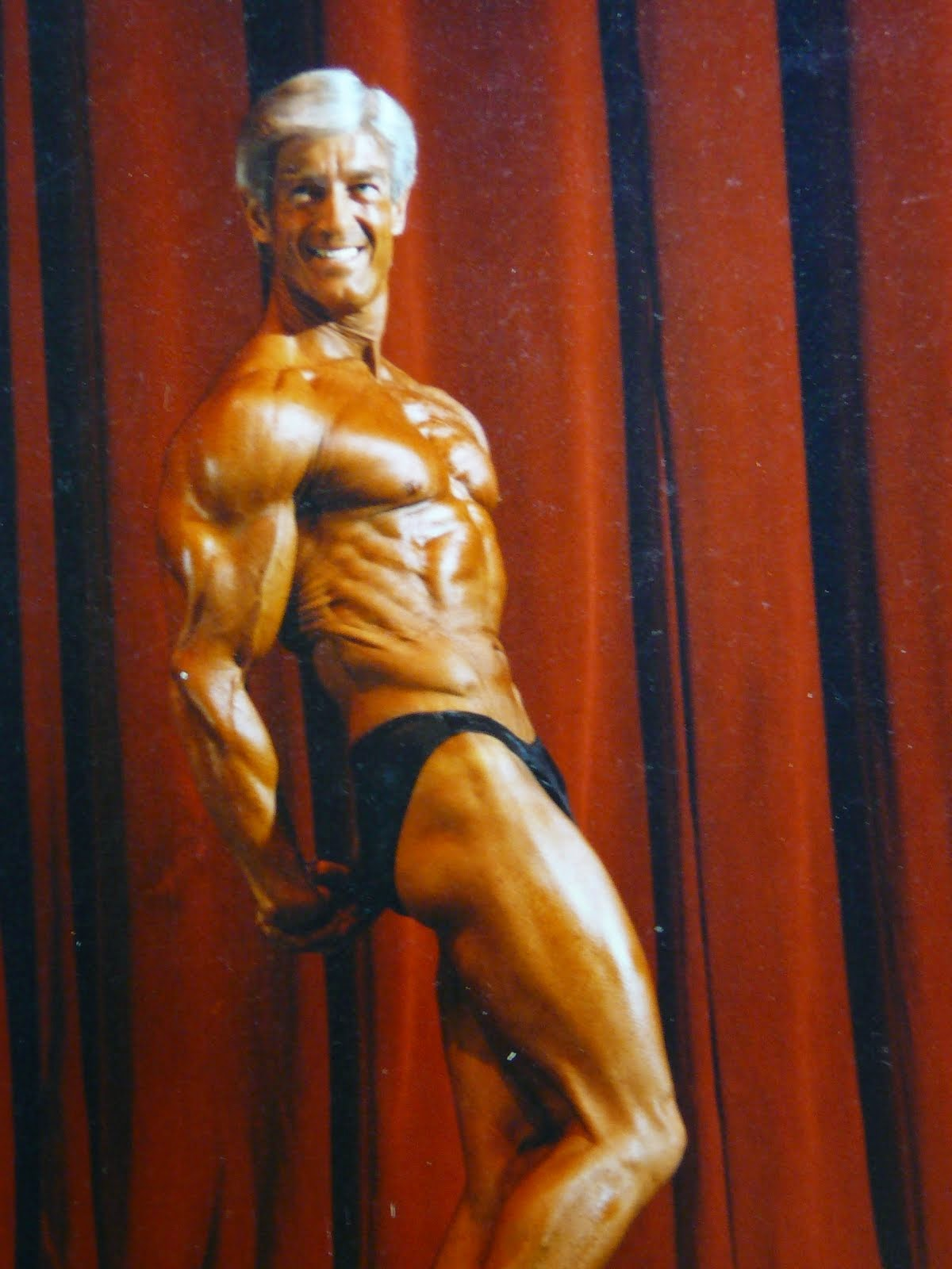Mr. Oregon Over 50 title